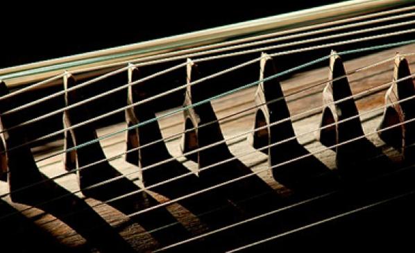 入门级古筝曲谱-成人入门古筝谱